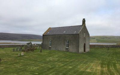 Successful Bid To Take Over The Fetlar Kirk Building in Shetland