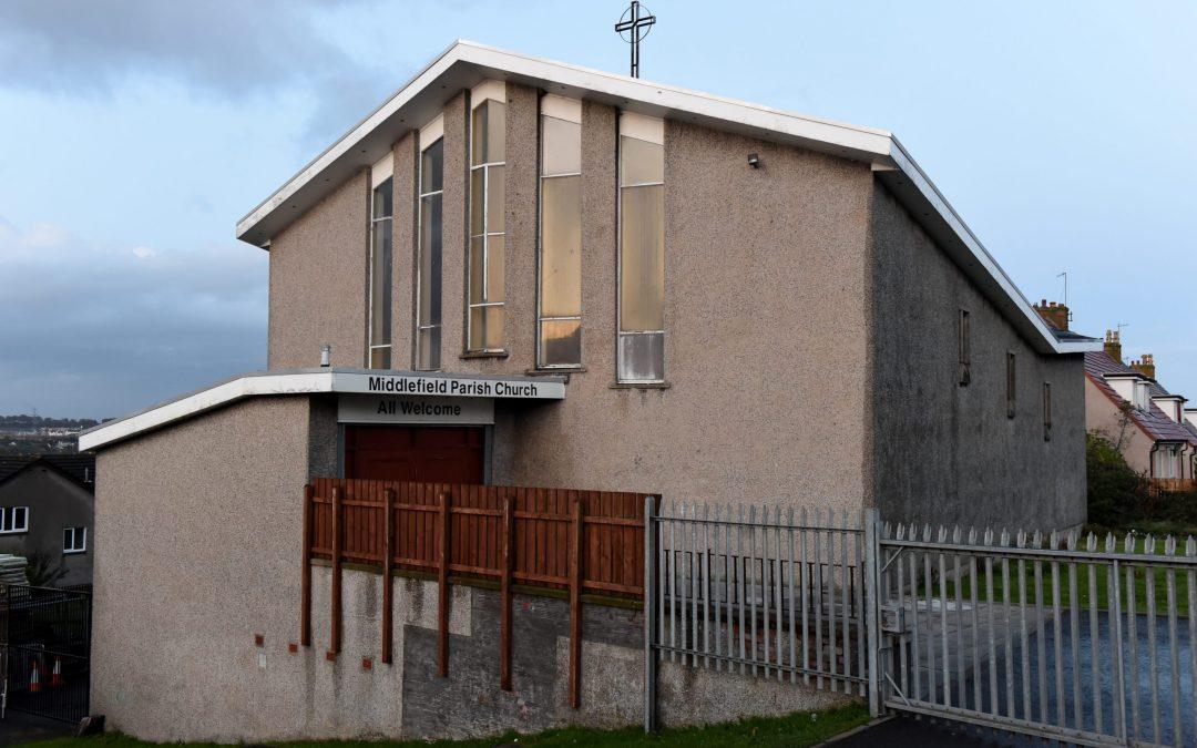 Middlefield Parish Church is sold